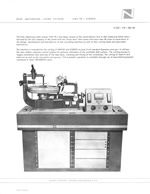 Disk Mastering Lathe System VMS 70 Stereo